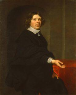 Portrait of a Man   Govaert Flinck   Oil Painting