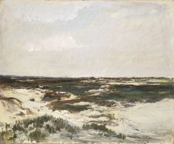 The Dunes at Camiers | Charles Francois Daubigny | Oil Painting