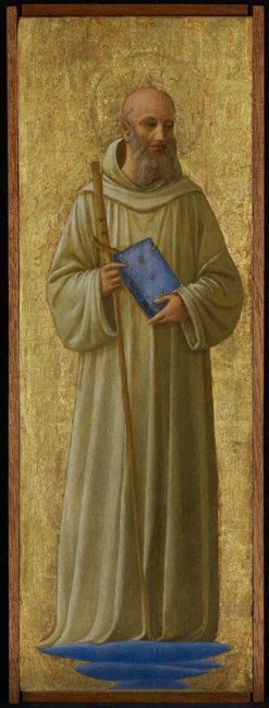 Saint Romuald | Fra Angelico | Oil Painting