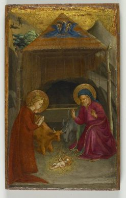 Nativity | Fra Angelico | Oil Painting
