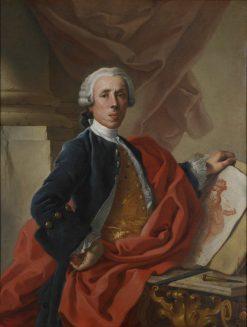 Self Portrait   Francesco de Mura   Oil Painting