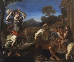 Erminia and the Shepherds | Guercino | Oil Painting