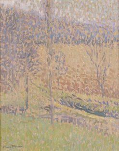 Dans le brouillard | Henri Martin | Oil Painting