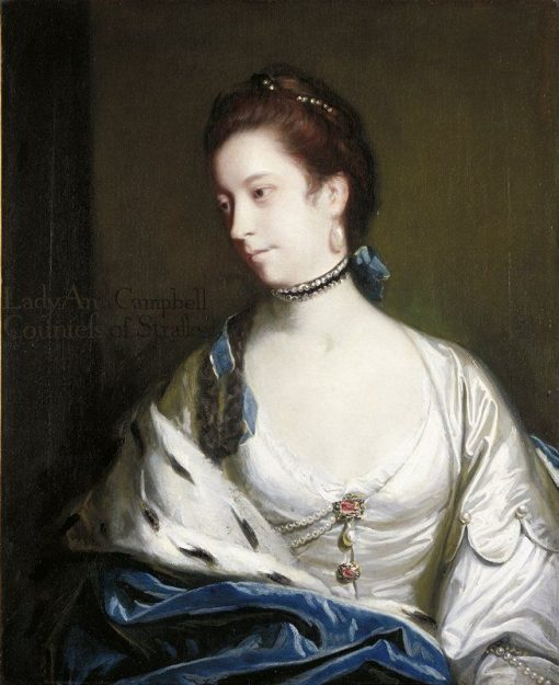 Anne Countess of Strafford | Sir Joshua Reynolds | Oil Painting