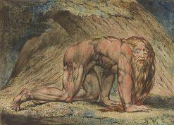Nebuchadnezzar | William Blake | Oil Painting