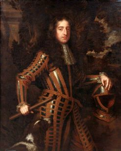 William III (1650-1702) | Willem Wissing | Oil Painting