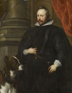 Portrait of William of Neuburg | Anthony van Dyck | Oil Painting