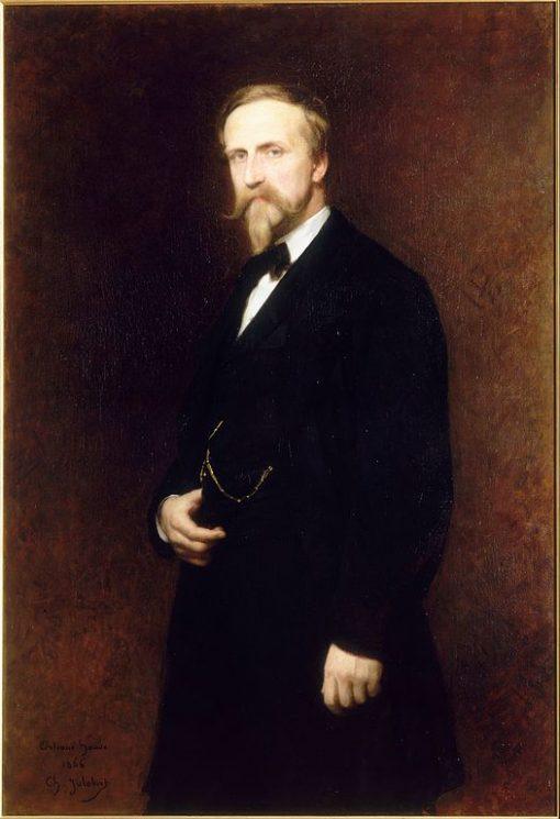 Portrait d' Henri d'Orléans
