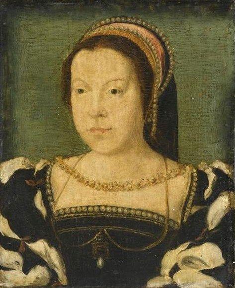 Catherine de Medici | Claude Corneille de Lyon | Oil Painting