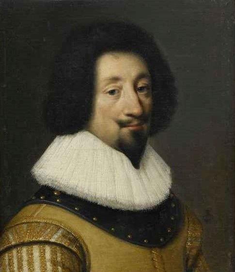 Francois de l'Aubépine