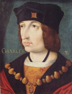 Charles VIII of France (1470-1498) | French School th Century   Unknown | Oil Painting