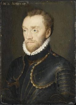 Portrait of Louis I of Bourbon
