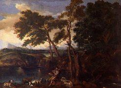 Landscape | Gaspard Dughet | Oil Painting