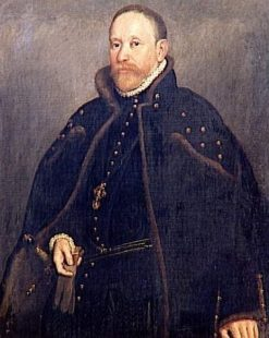 Portrait of Bonifcio Agliardi | Giovanni Battista Moroni | Oil Painting