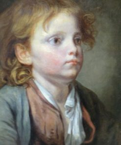 Young Boy | Jean Baptiste Greuze | Oil Painting