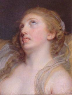 Le tendre désir | Jean Baptiste Greuze | Oil Painting