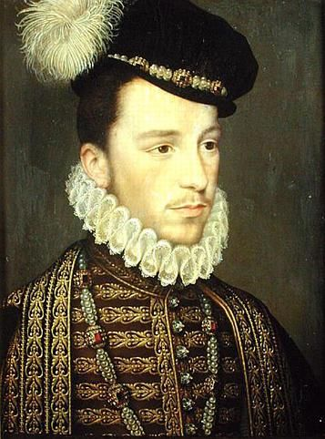 Henry III of France | Jean de Court | Oil Painting