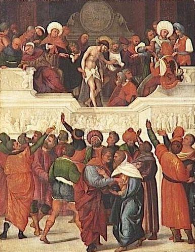 Ecce Homo | Ludovico Mazzolino | Oil Painting