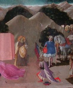 The Adoration of the Magi | Pesellino | Oil Painting