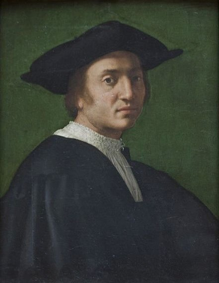 Portrait of Andrea del Sarto | Pier Francesco Jacopo di Foschi | Oil Painting