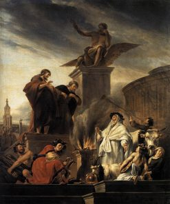 Paul and Barnabas at Lystra | Nicolaes Berchem | Oil Painting