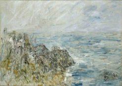 Bretagne | Eugene Louis Boudin | Oil Painting
