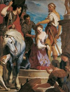 The Martyrdom of Saint Catherine   Gaspard de Crayer   Oil Painting