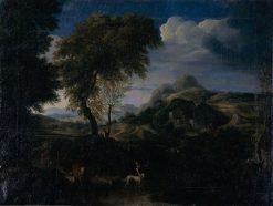Italian Landscape | Gaspard Dughet | Oil Painting