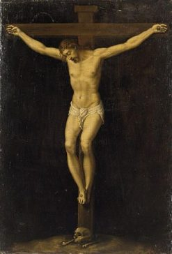 Christ on the Cross | Marcello Venusti | Oil Painting