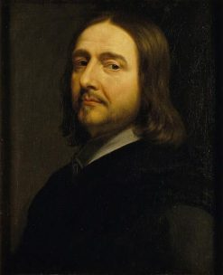 Self Portrait | Philippe de Champaigne | Oil Painting