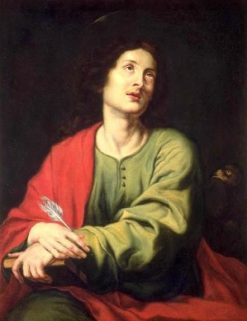 Saint John the Evangelist | Matteo Rosselli | Oil Painting