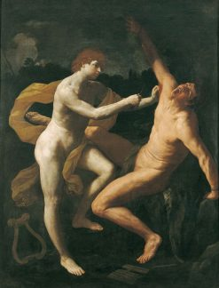 Apollo and Marsyas | Guido Reni | Oil Painting