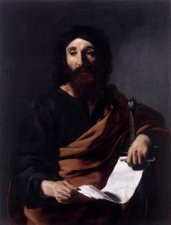 Saint Paul | Nicolas Tournier | Oil Painting