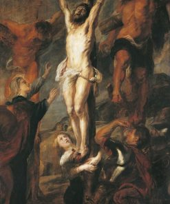 Christ between Two Thieves | Peter Paul Rubens | Oil Painting