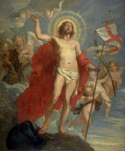 The Resurrection | Gaspard de Crayer | Oil Painting