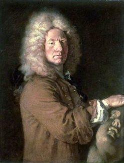 Portrait of Antoine-Joseph Pater | Jean Antoine Watteau | Oil Painting