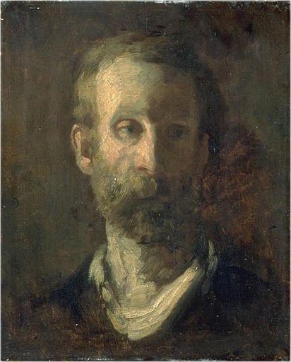 Portrait of Félix Thomas | Jean Baptiste Carpeaux | Oil Painting