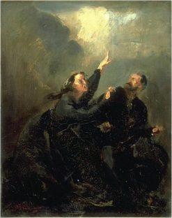 Scene de folie | Jean Baptiste Carpeaux | Oil Painting