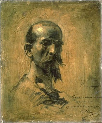 Self-Portrait | Jean Baptiste Carpeaux | Oil Painting