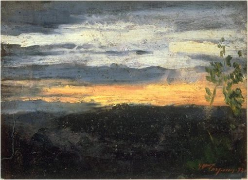 Sunset | Jean Baptiste Carpeaux | Oil Painting