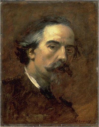 Self-Portrait (Autoportrait dit de fiancailles) | Jean Baptiste Carpeaux | Oil Painting
