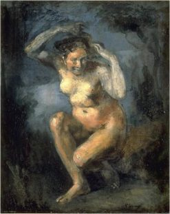 Flore Garlanded | Jean Baptiste Carpeaux | Oil Painting