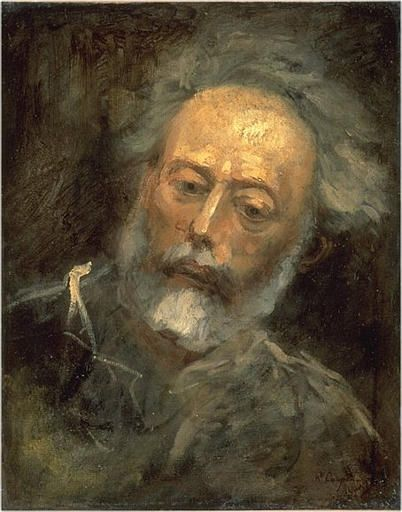 Portrait of Bruno Chérier | Jean Baptiste Carpeaux | Oil Painting