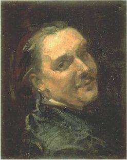 Portrait of Jean-Baptiste Foucart | Jean Baptiste Carpeaux | Oil Painting