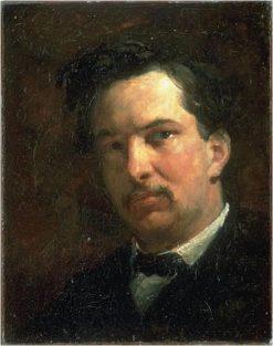 Presumed Portrait of Hyacinthe Euvremer | Jean Baptiste Carpeaux | Oil Painting
