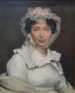 Madame Marguerite-Julie Morel | Guillaume Bodinier | Oil Painting