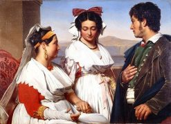 A Marriage Proposal | Guillaume Bodinier | Oil Painting