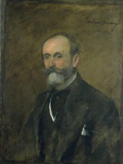 Portrait of Charles Gruet | Charles Auguste Emile Durand | Oil Painting