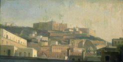 Italian Landscape | Jean Baptiste Camille Corot | Oil Painting