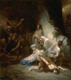 La communion des premiers chrétiens | Octave Tassaert | Oil Painting